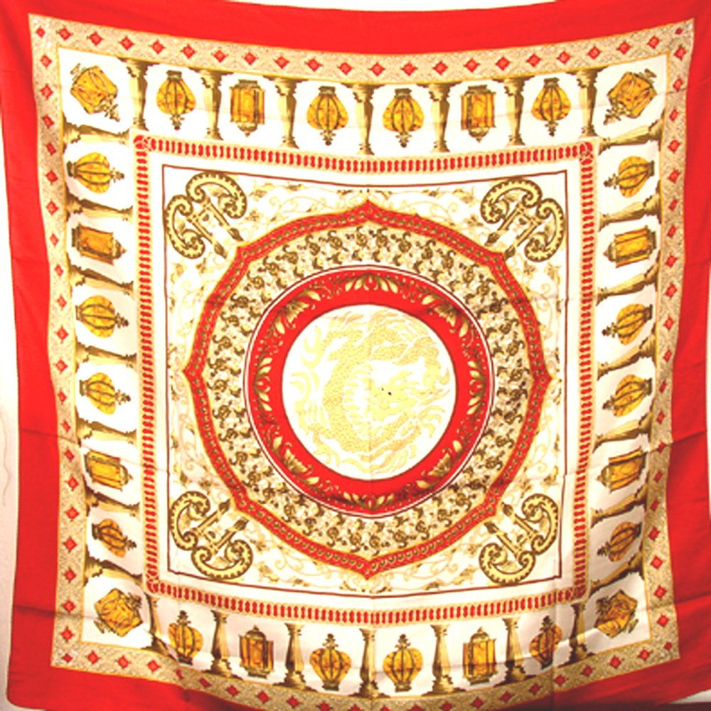 Extra Large 100% Luxurious Charmeuse Silk Scarf Shawl Wrap By Silk Salon