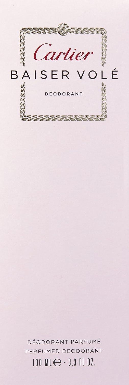 Cartier Baiser Vole by Cartier for Women 3.3 oz Perfumed Deodorant Spray