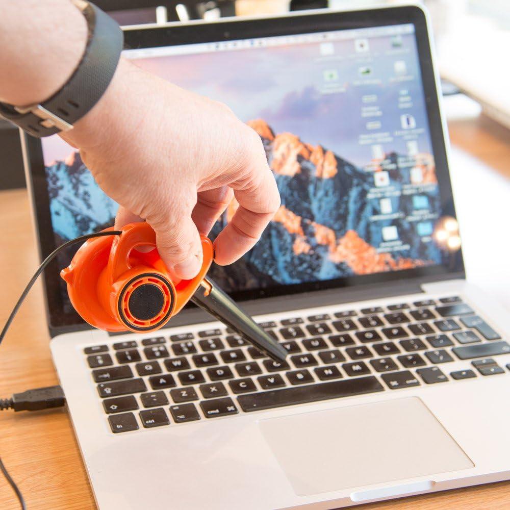 Funtime Gifts Kleinster Staubbläser Der Welt Computer Zubehör