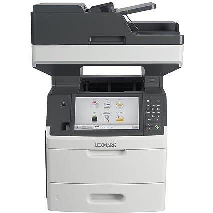 Lexmark 24t7404 MX711DE impresora multifunción láser ...