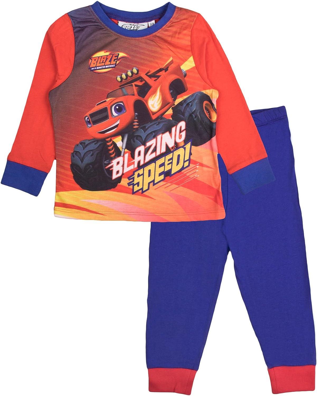 Blaze e il mostro macchine Ragazzi T-shirt