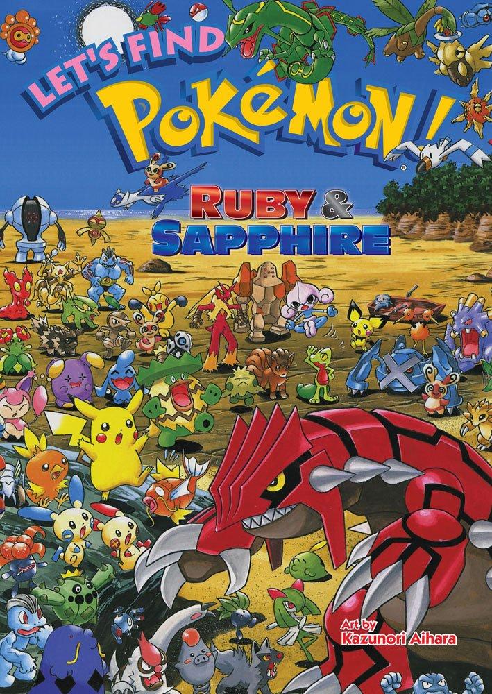 Download Let's Find Pokémon! Ruby & Sapphire (Let's Find Pokemon) pdf epub
