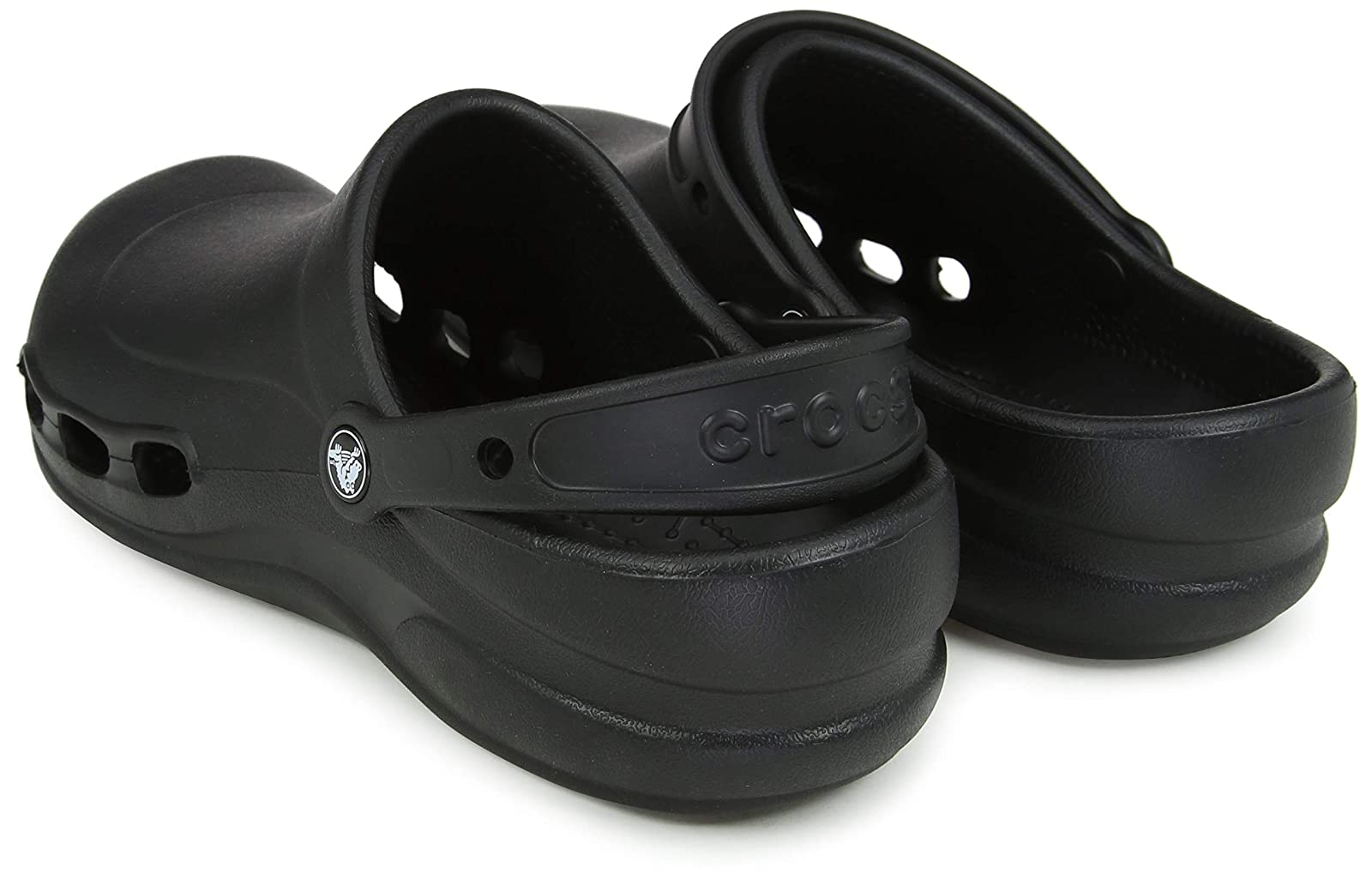 Crocs Unisex Specialist Vent Clog Black 11 10074M Black - 9