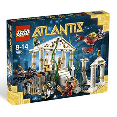 LEGO Atlantis City of Atlantis 7985: Toys & Games