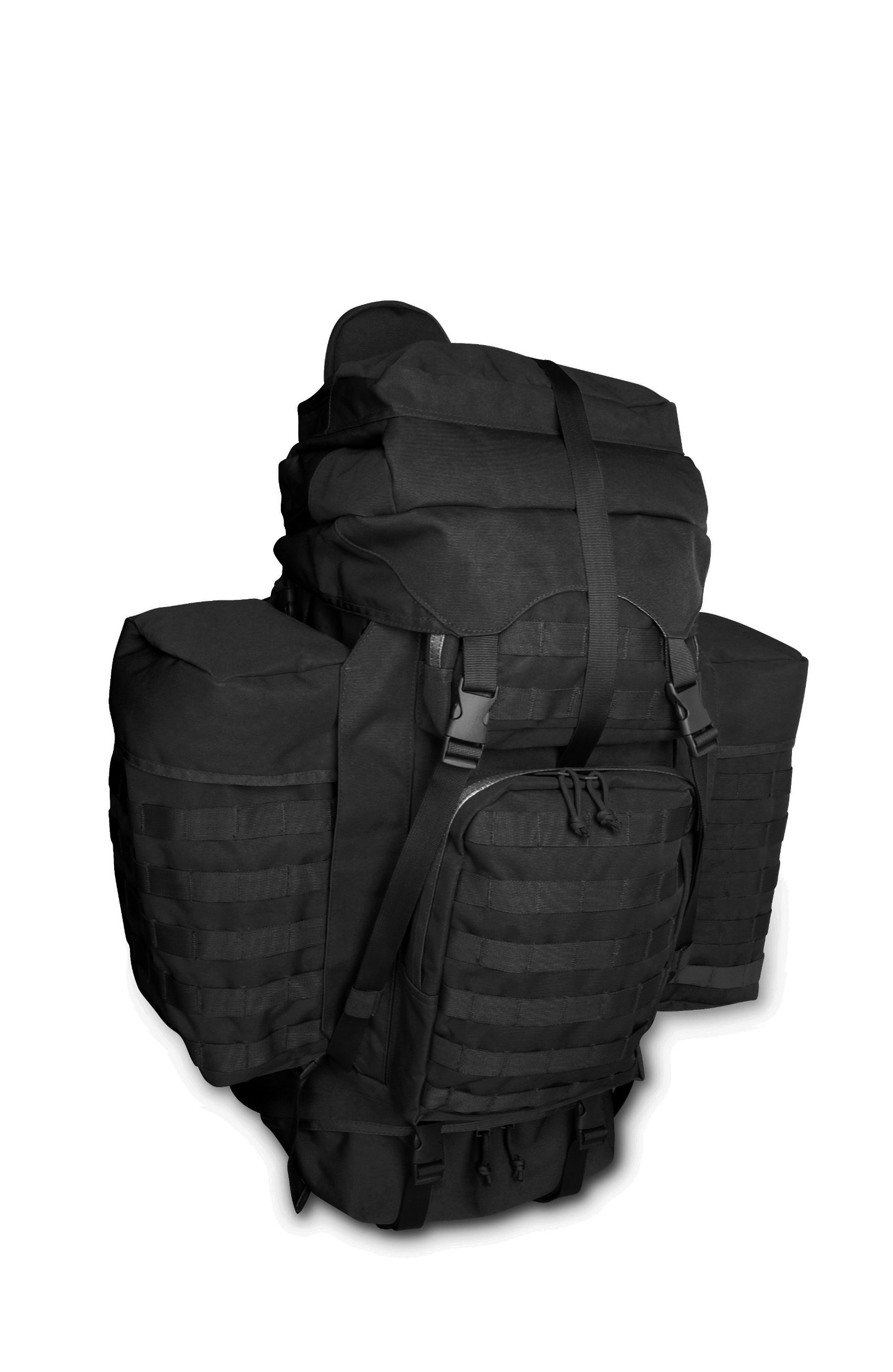 TAC Force Ruck Sack Back Pack, Black