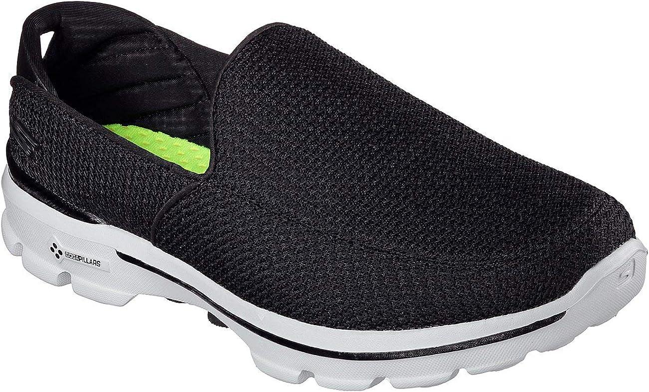 Skechers Go Walk 3, Zapatillas para Hombre: Amazon.es: Zapatos y ...