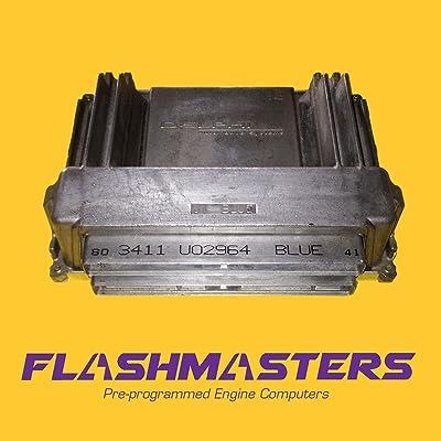 """Flashmasters 2000 S-10 Engine Computer 09356249""""Programmed to Your VIN ECM PCM ECU: Automotive"""