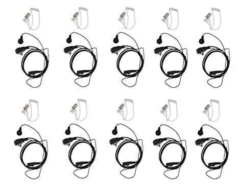 Amazon Com Aweek Air Acoustic Earpiece Headset For Kenwood Th F6