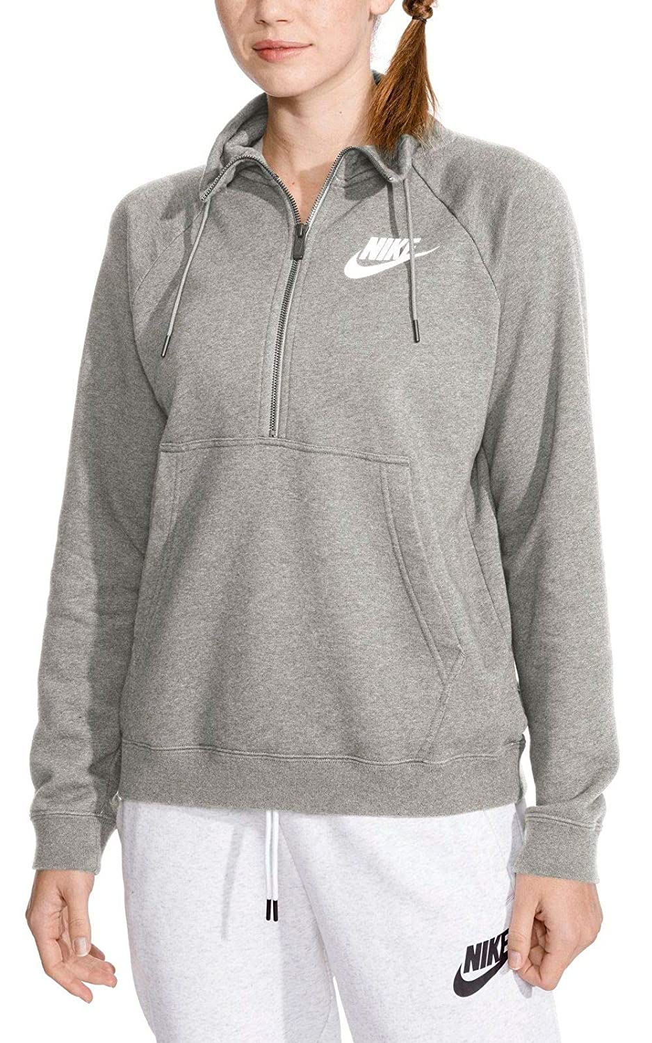 : Nike Women's Sportswear Rally Half Zip
