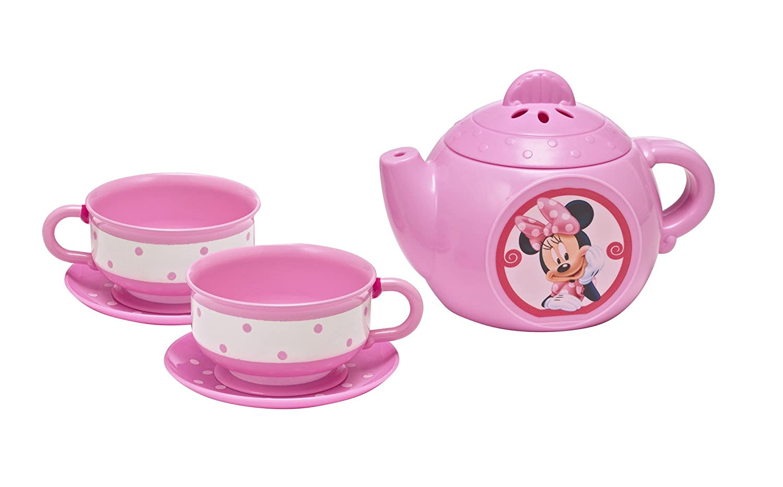 Amazon.com : The First Years Disney Baby Bath Tea Set, Minnie Mouse ...