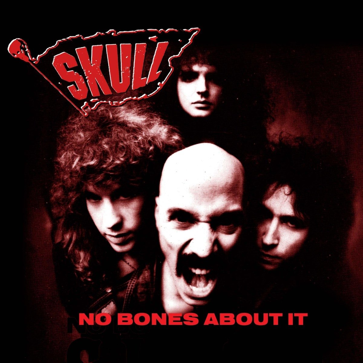 CD : The Skull - No Bones About It (Expanded Version, United Kingdom - Import, 2PC)