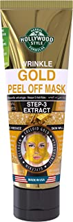 product image for Hollywood Style Peel Off Mask (Wrinkle Gold Peel Off Mask, 3.2 fl. oz.)