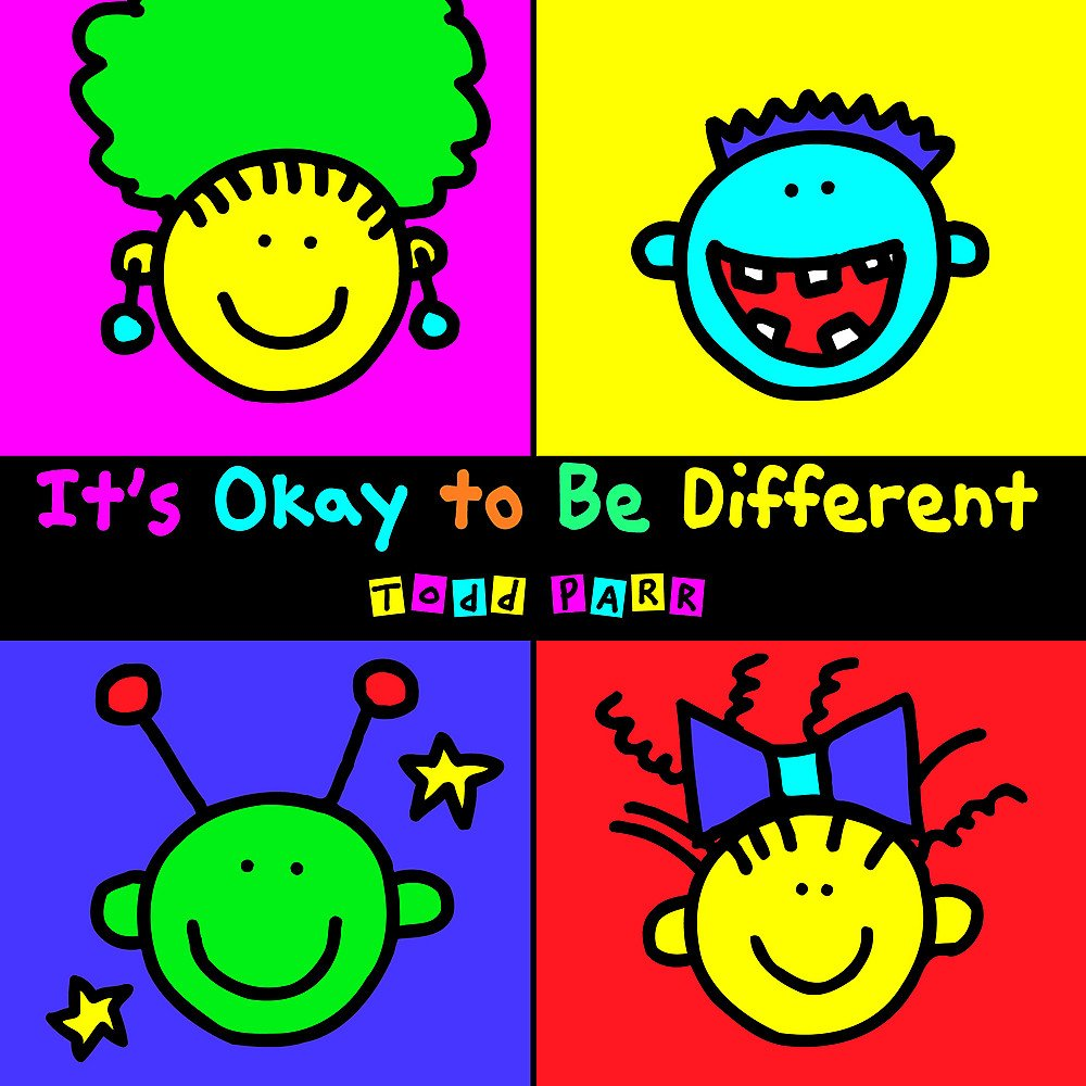 It's Okay To Be Different (Todd Parr Classics): Parr, Todd: 8601400302347:  Amazon.com: Books