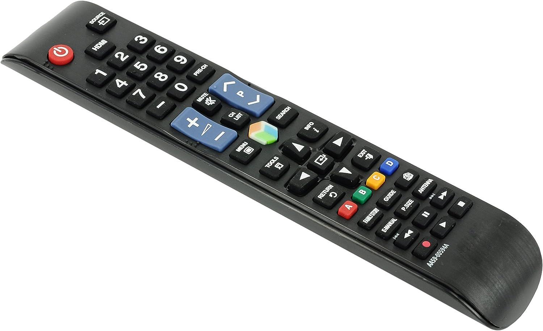 nettech Repuesto Samsung Smart TV Mando a Distancia: Amazon.es: Electrónica