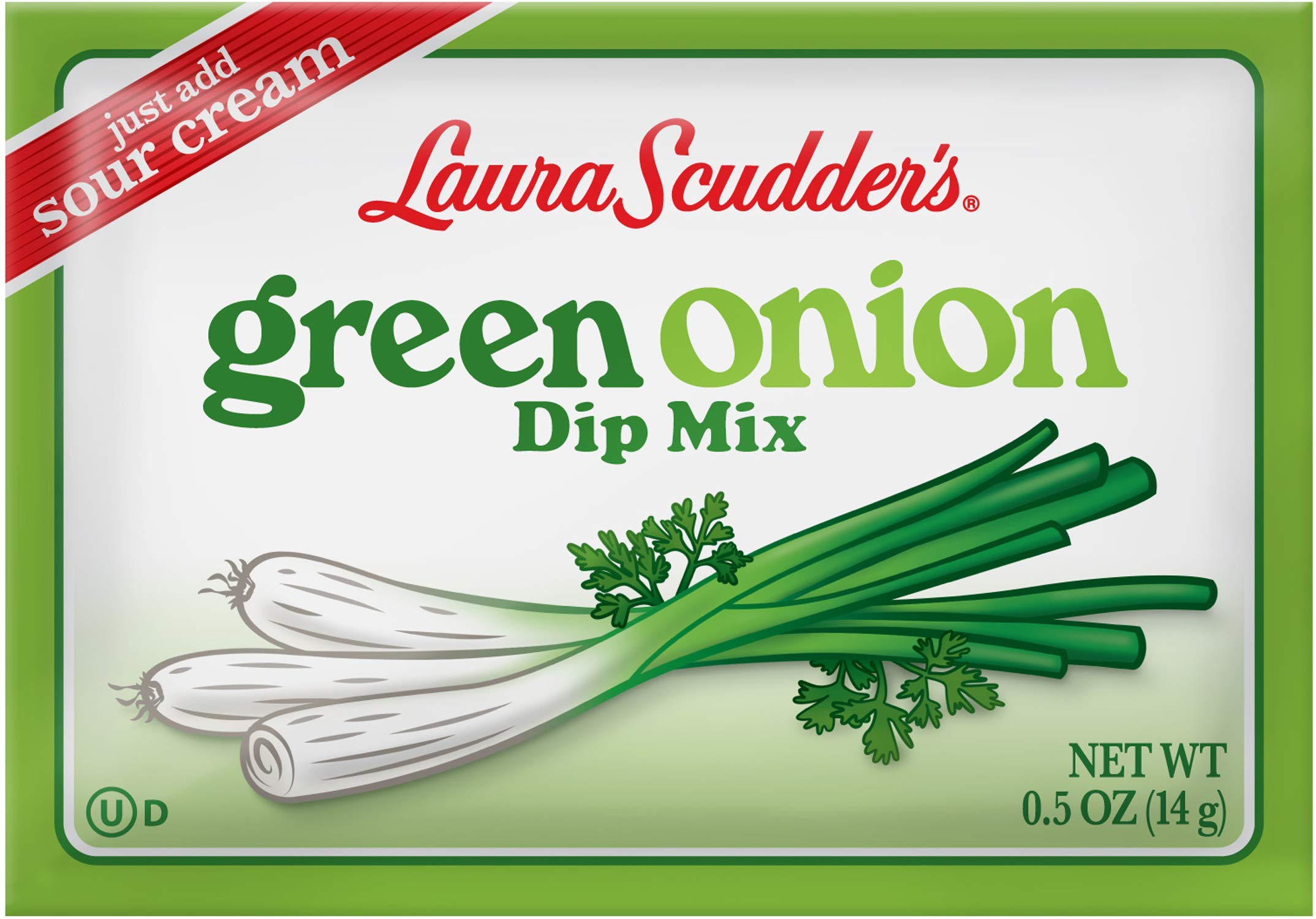 Laura Scudder's Restaurant Dip Mix, Green Onion, 20-Pound by Laura Scudder's (Image #1)