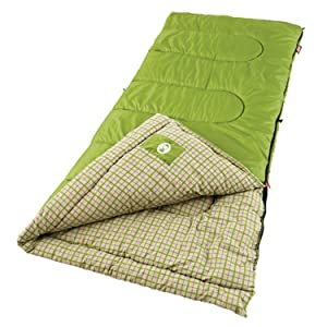 Coleman Green Valley Sleeping Bag 2014