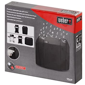 Weber 7569 Cubierta para lluvia accesorio de barbacoa/grill - accesorios de barbacoa/grill