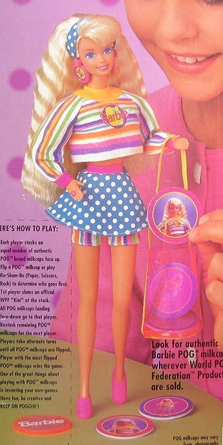Special Edition POG Fun Barbie