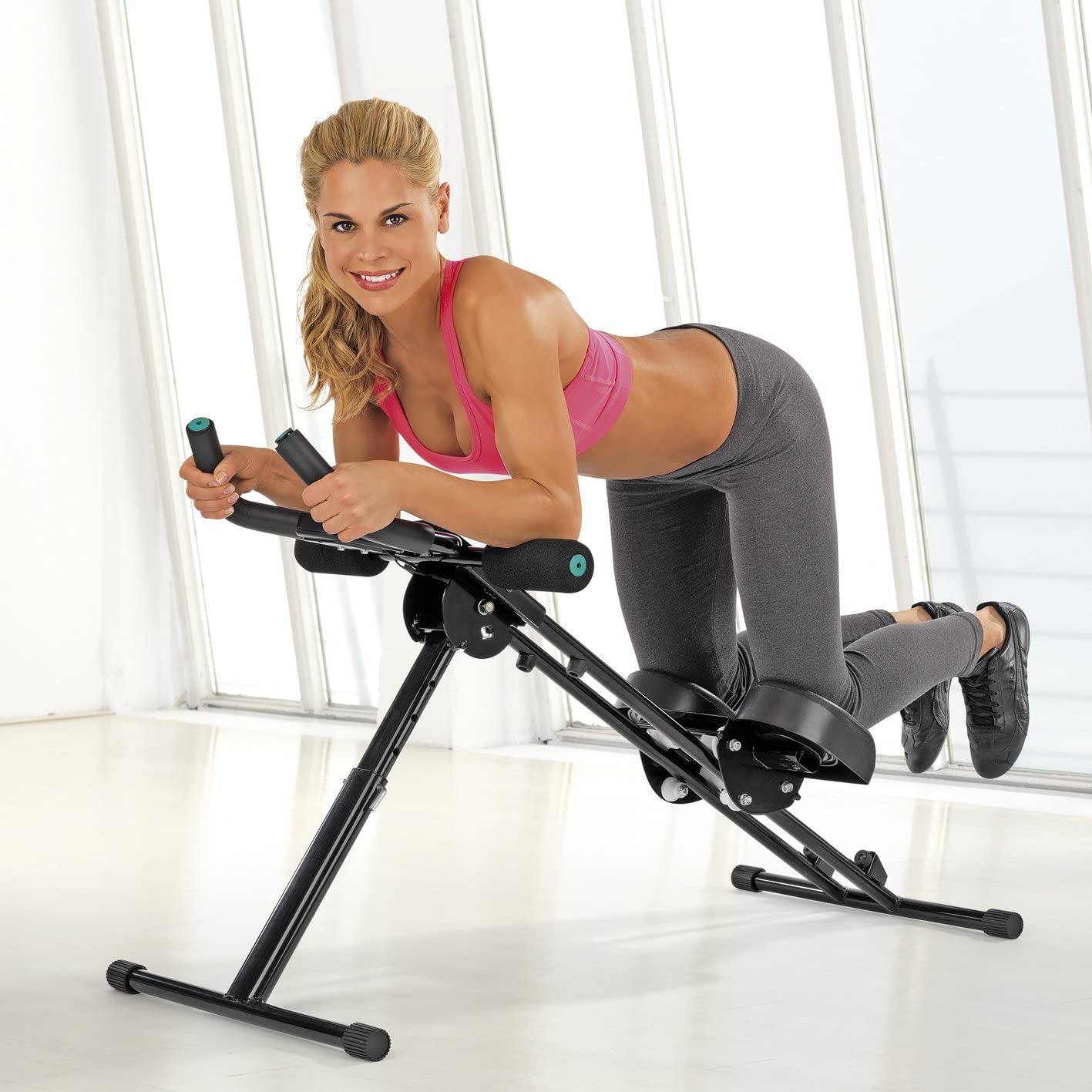 VITALmaxx 02678 Fitmaxx 5 Appareil d'entraînment | abdominaux pour fitness