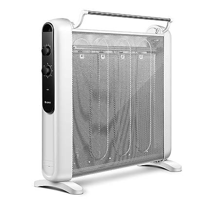 Calentador eléctrico Hogar pequeño Ahorro de energía Ahorro de energía Estufa silenciosa de asado en Caliente