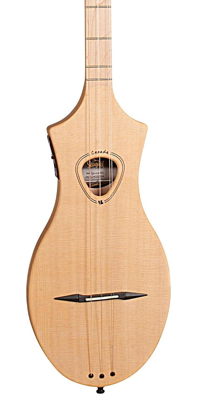 Guitar Acoustic Seagull M4 Spruce SG EQ 042524