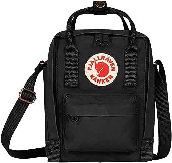 Fjallraven Unisex's Kånken Sling Sports Backpack, Black, One Size