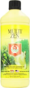 House & Garden HGMZN01L Multi Zen, 1 L fertilizers, Natural