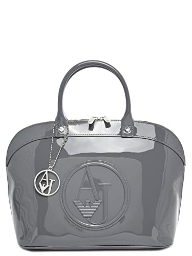 39bb7efd444b Armani Jeans Women s Top-Handle Bag Grey GREY One size  Amazon.co.uk ...