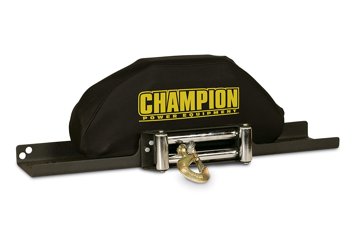 Champion Weather-Resistant Neoprene Storage Cover for Winches 8000-12,000 lb.