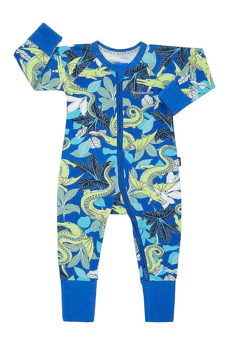 Bonds Zip Wondersuit Crocodragon Blue