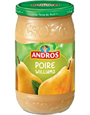 ANDROS Compote Poire Williams 750 g