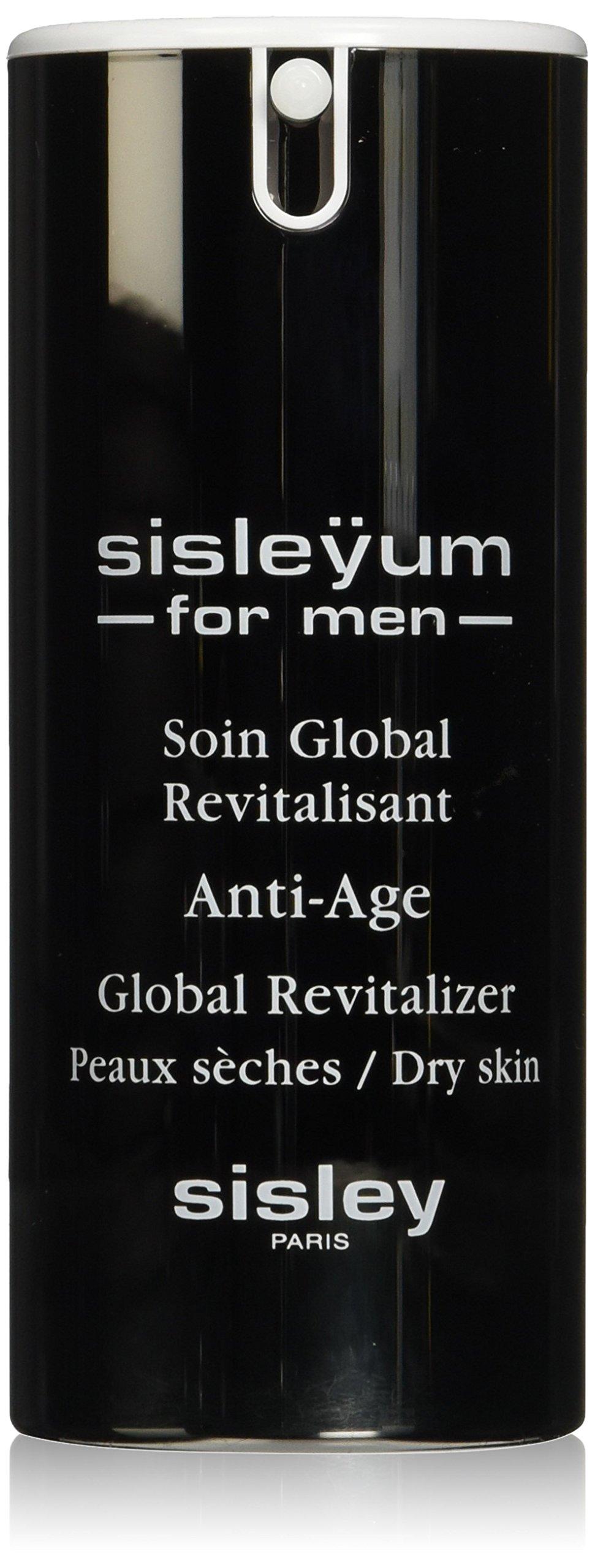 Sisley Sisleyum Anti-Age Global Revitalizer for Unisex Dry Skin, 1.7 Ounce