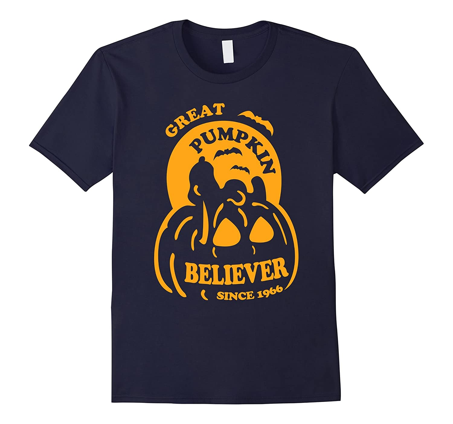 Great Pumpkin Believer Since 1966 Shirt-FL