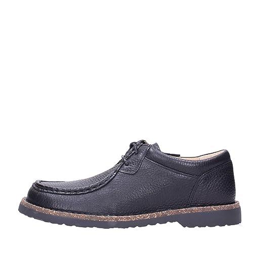 BIRKENSTOCK Pasadena Men 2 NL Black: : Schuhe