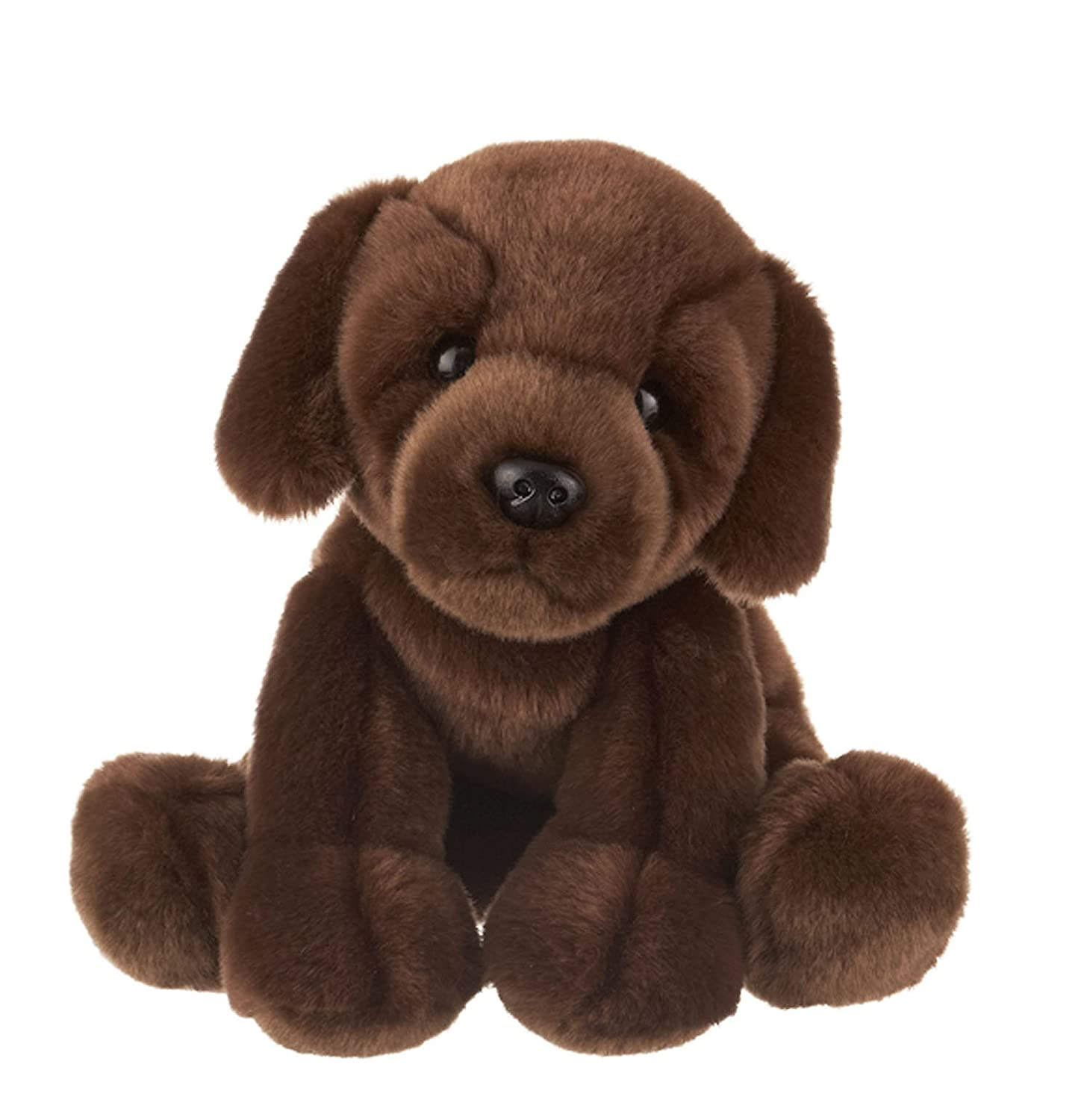 Amazon Com Heritage Collection Chocolate Labrador Retriever Toys