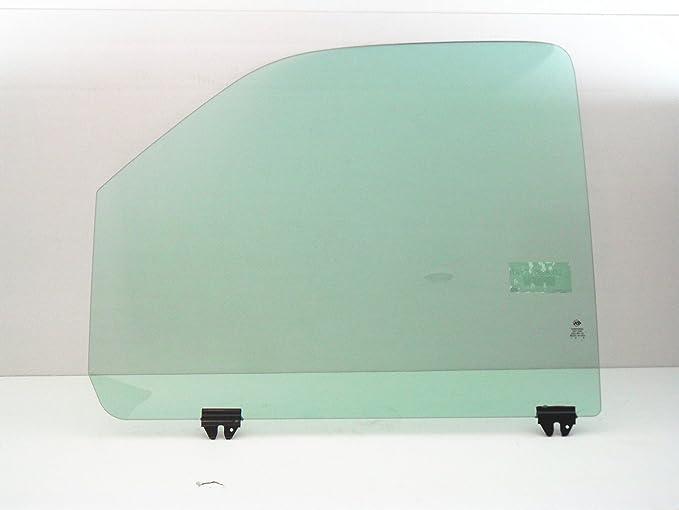 Third Door NAGD Movable Driver Left Side Rear Hinged Door Window Door Glass Compatible with Chevrolet Express//GMC Savana 1996-2021 Models