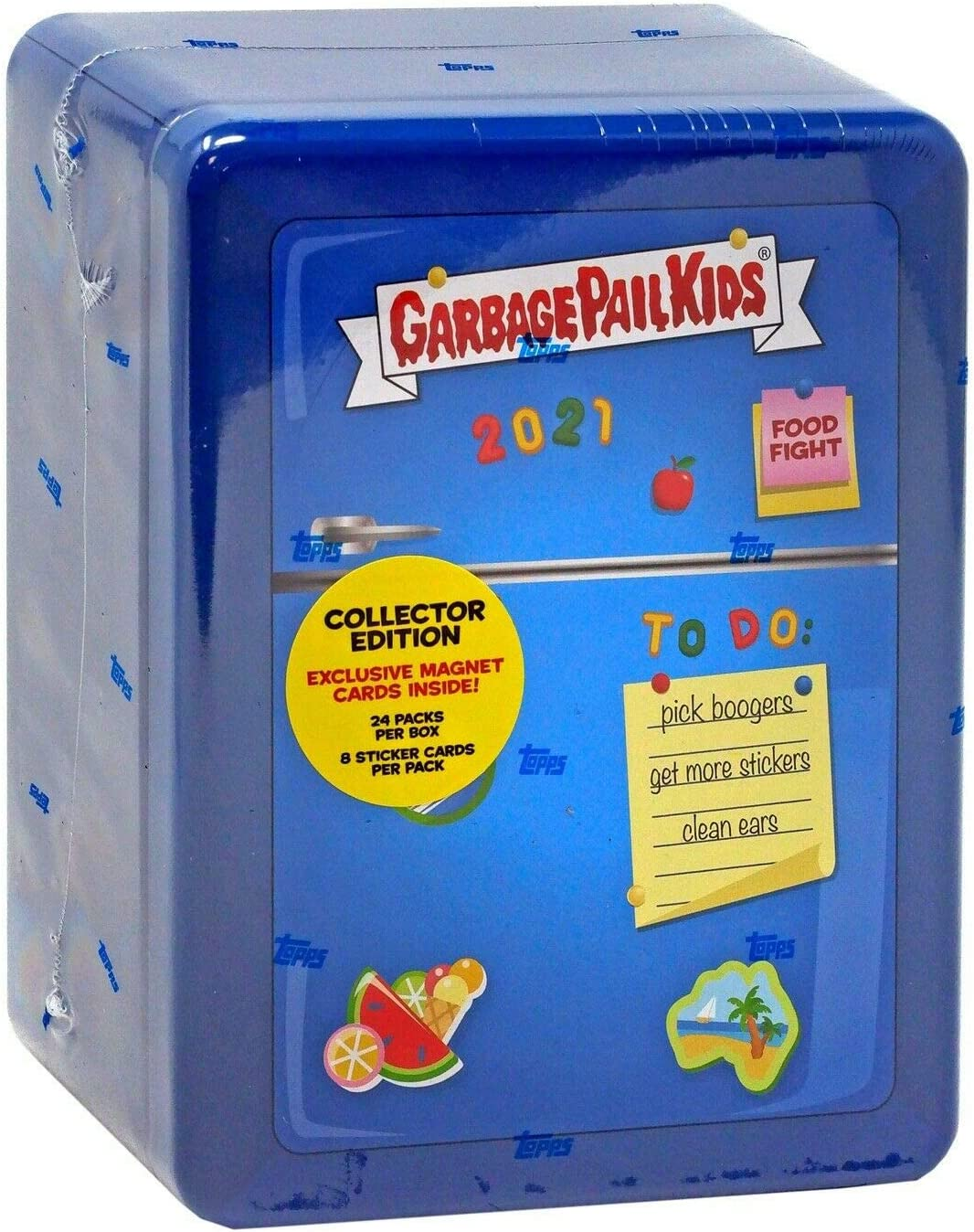 2021 Topps Garbage Pail Kids Series 1 Food Fight Value Box'
