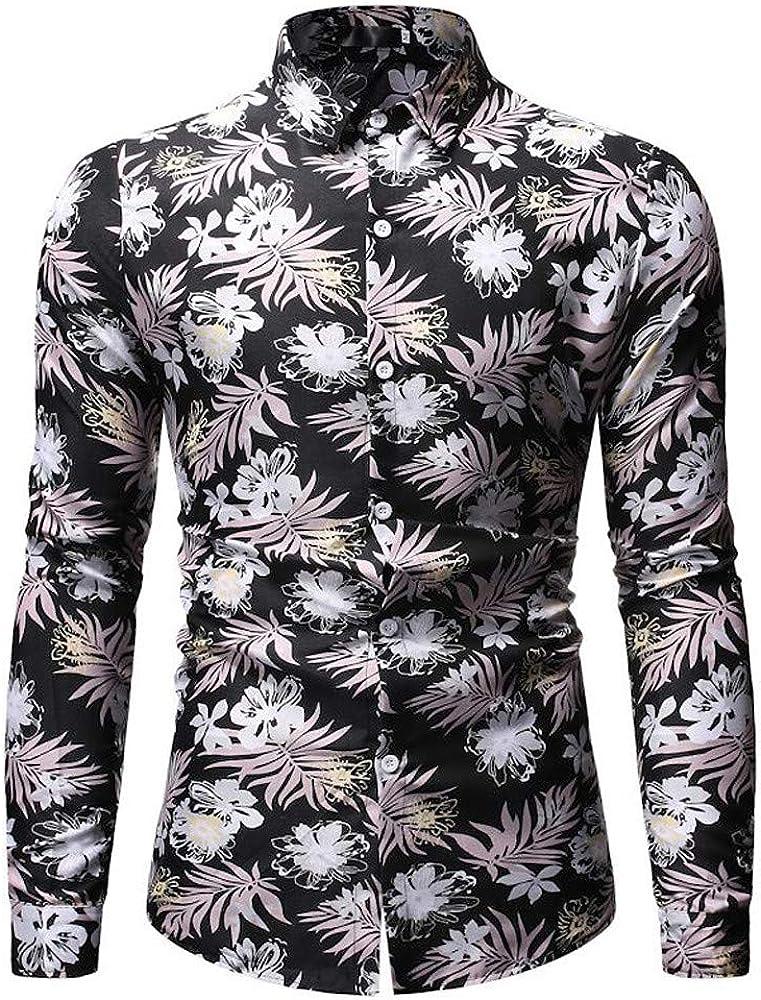 Unisex Camisa Hawaianas Hombre y Mujer Casual Manga Larga 3D Estampados Botones Camisetas Talla Grande Otoño Playa Divertidas Polos Shirt de Solapa M-5XL: Amazon.es: Ropa y accesorios