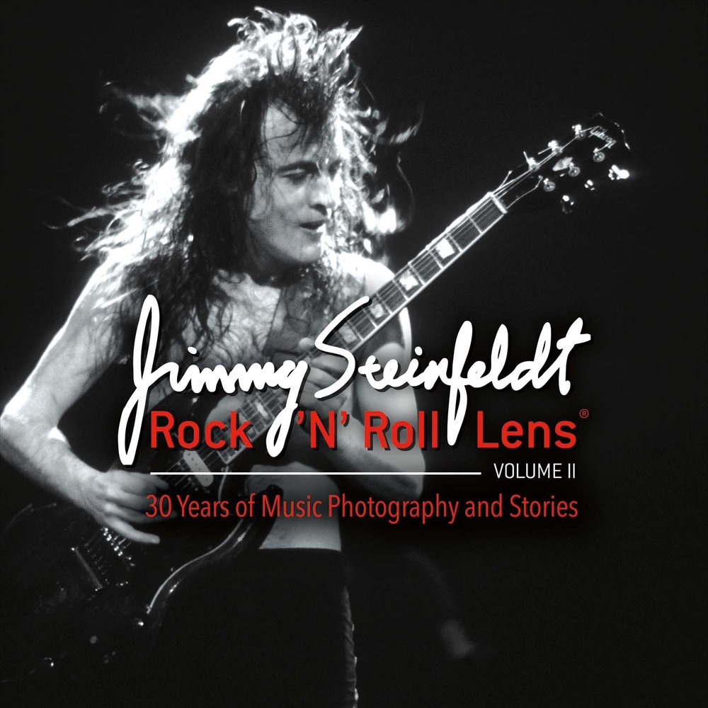 Download Rock 'n' Roll Lens Volume II: 30 Years of Music Photography and Stories PDF