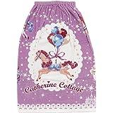 (キャサリンコテージ) Catherine Cottage 綿100% ロマンティック柄プールタオル ラップタオル GT001