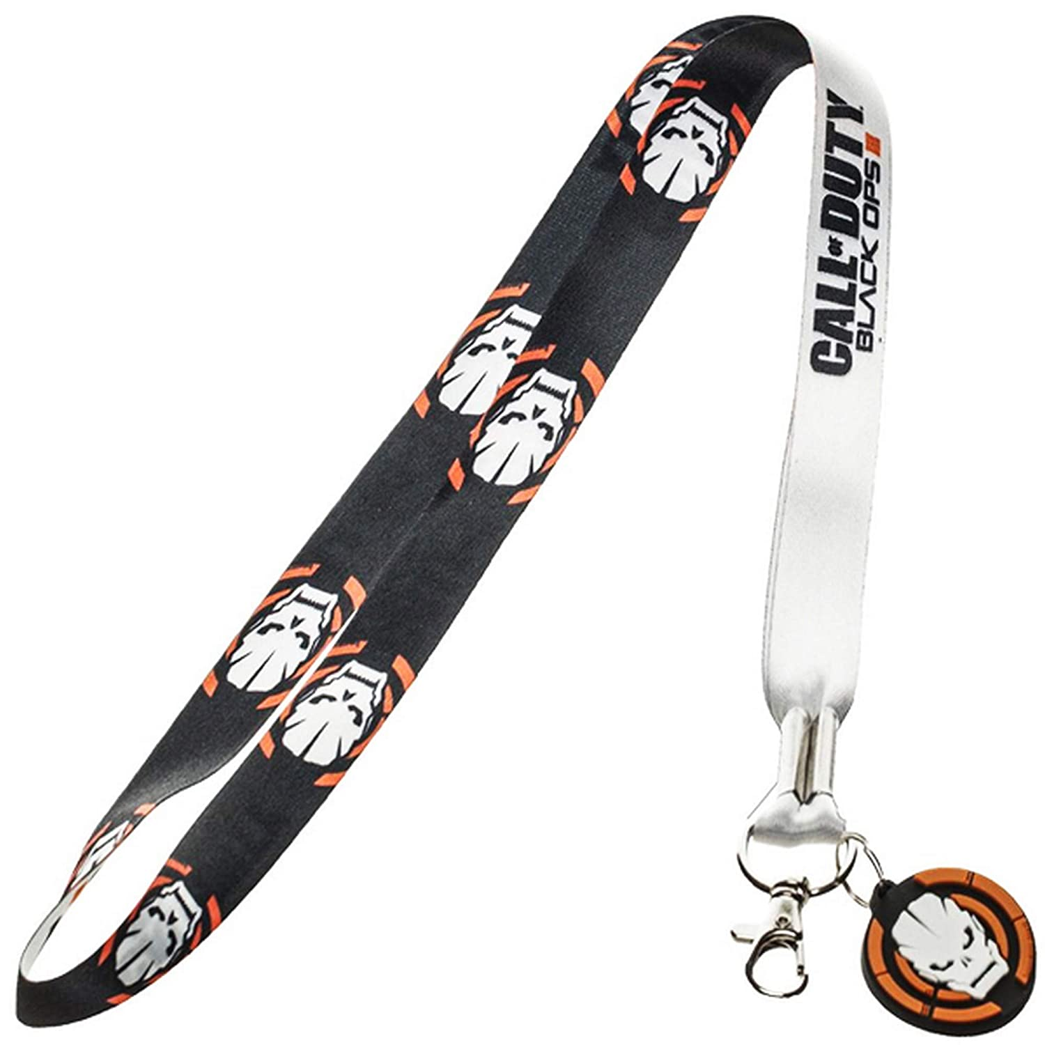 Call Of Duty Official Black Opps III Lanyard UTSG15757_1