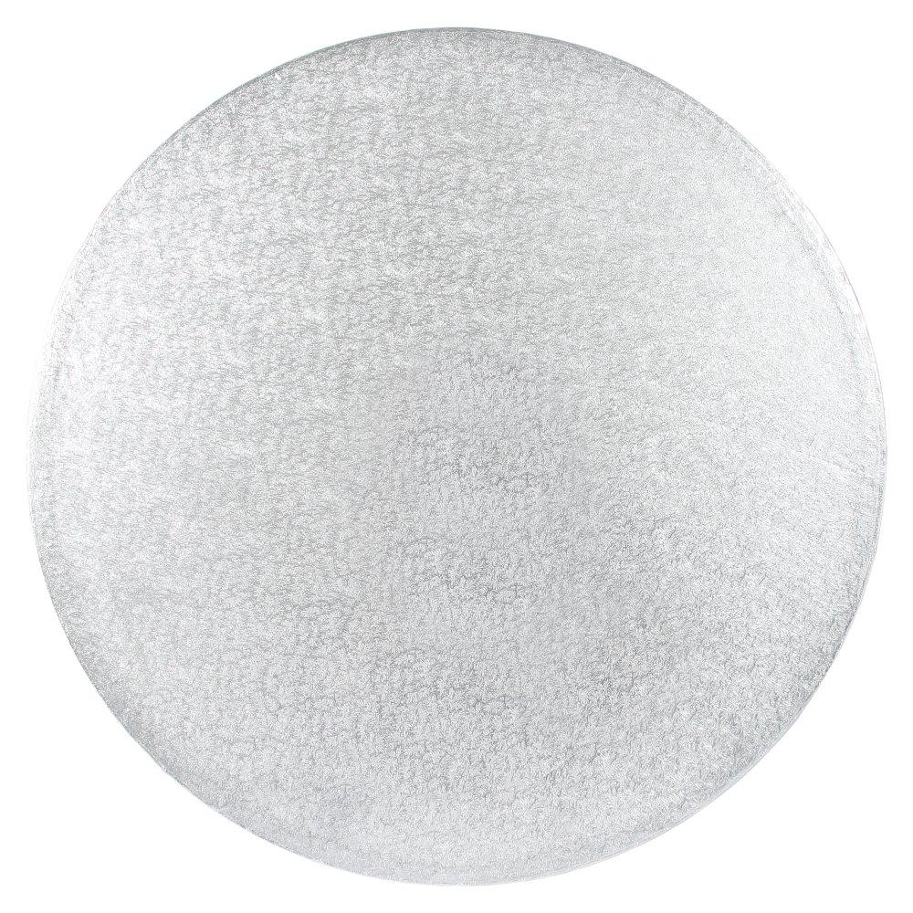 /plateados 10 cm FunCakes Cake Drum/ redondas placa