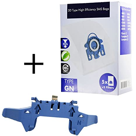Spares2go 3d GN tipo bolsas + bolsa soporte para marco de papel ...