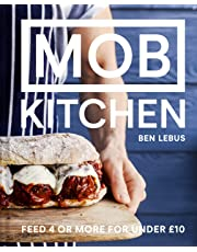 MOB Kitchen: Feed 4 or more for under GBP10