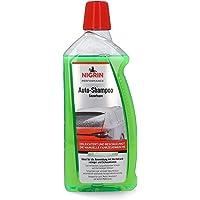 NIGRIN 20605 Auto Snowfoam 1 liter, schuim-shampoo produceert dicht, langhechtend, vuiloplossend schuimtapijt, Bubblegum…