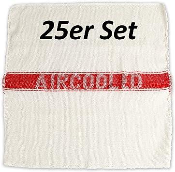 40 x 40 cm by Autokind 25er Set Aircooled Lappen Öllappen