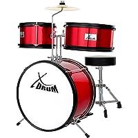 XDrum Junior KIDS bateria, rojo