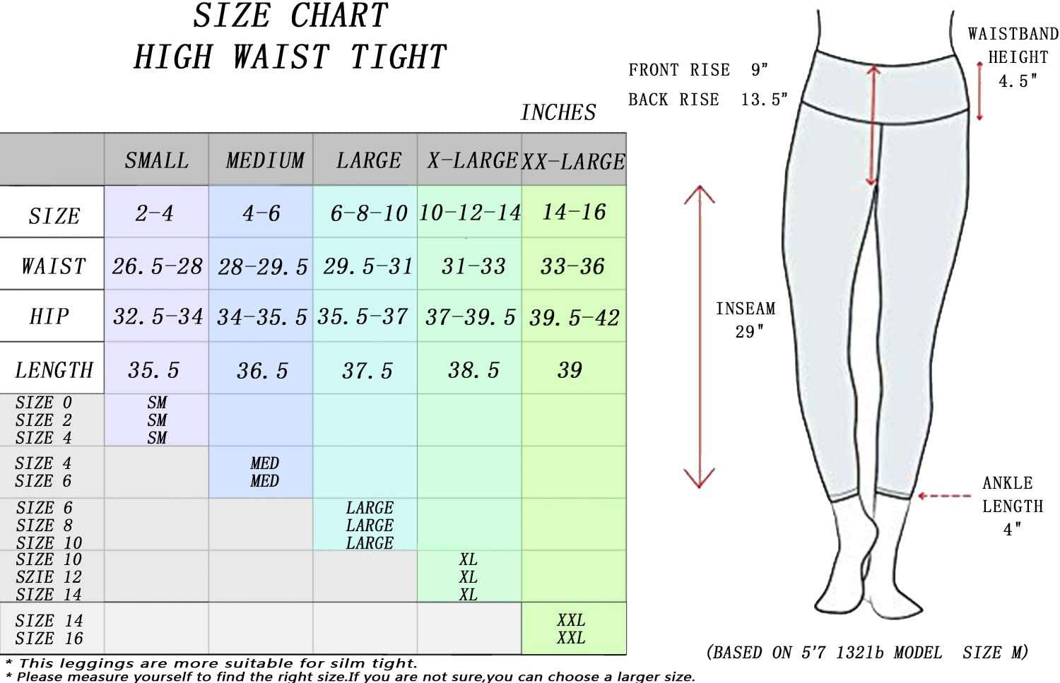 Full/&Capri Workout Leggings for Women Stretch Yoga Pants QYQ High Waisted Leggings with Pockets