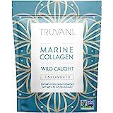 TRUVANI - Wild Caught Hydrolyzed Marine Collagen Protein Powder | Collagen Protein Supplement with Type 1,2 & 3 | Anti-Skin A