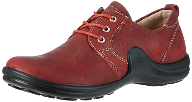 ROMIKA Maddy 18, Sneakers Femme - Rouge - Rot (Rot), 38 EU